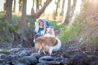 Hundefreunde im Urlaub