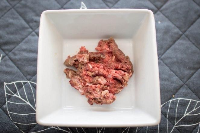 Rind und Huhn Mix
