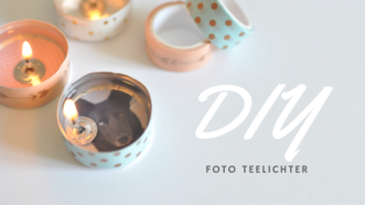 DIY Foto Teelicht-Zuckerpfoetchen (Titelbild mit Schrift)